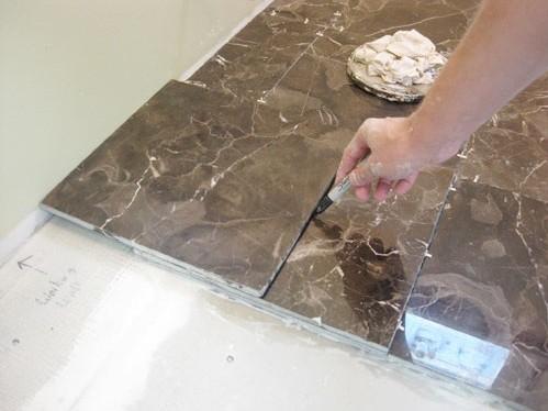 Tiling Bathroom Floor Concept » Tiling Bathroom Floor Design