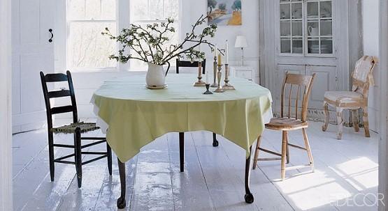 Painting Tile Floors Design » White Gloss Floor Paint Design
