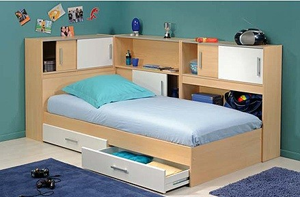 Bed Frame Storage Ideas For Small Bedrooms