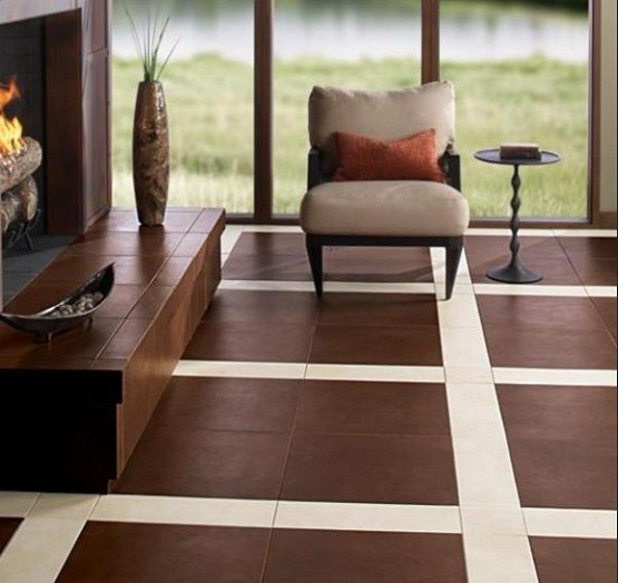 The Style Of Floor Tile Design Pattern