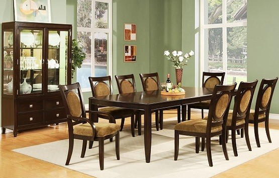 Modern Formal Dining Room Sets formal dining room set in traditional design | home interiors