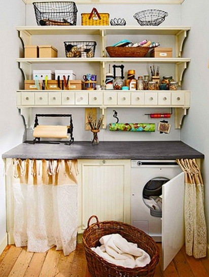 Pleasant Small Laundry Room Organization Ideas Home Interiors Largest Home Design Picture Inspirations Pitcheantrous