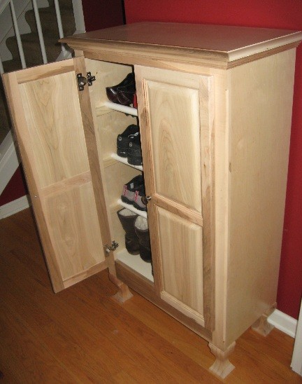Superb Wooden Shoe Cabinet Furniture. Shoe Cabinet With Doors For Interior Furniture  Wooden O Part 21