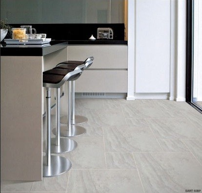 Anti stain anti slip kitchen tiles home interiors for How to choose floor tile