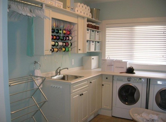 Laundry Room Makeover Ideas And A Few Things To Consider Complate