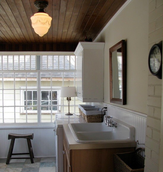 Laundry Room Ceiling Light Ideas