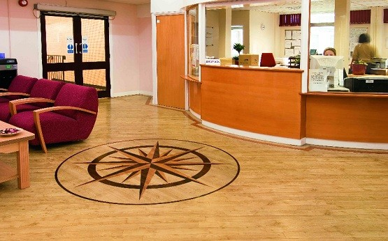 Incroyable Amazing Vinyl Flooring Design For The House Rooms » Luxury Vinyl Flooring  Design