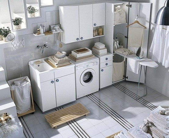 IKEA Laundry Room Cabinets Design Inspiration For Your Laundry Room » Soft  White Ikea Laundry Room Cabinets