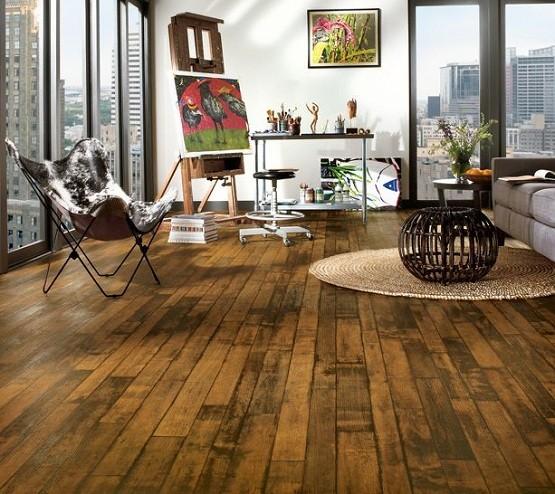Beautiful Vinyl Wooden Flooring Ideas Home Interiors