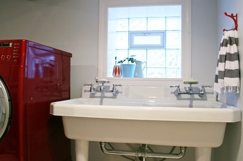 Utility sink laundry room makeover ideas Home Interiors