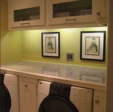 Best laundry room lighting ideas home interiors - Laundry room wall ideas ...