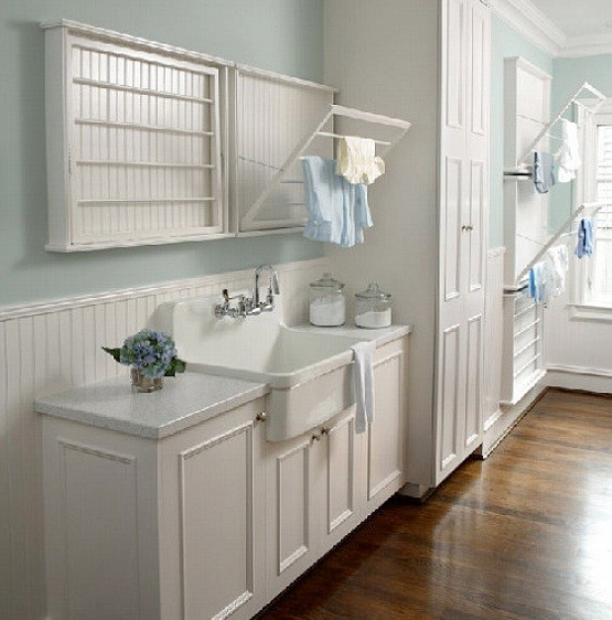 Laundry room design home interiors categories for Bathroom and laundry designs