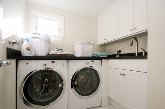 Cabinets & storage remodeling laundry room
