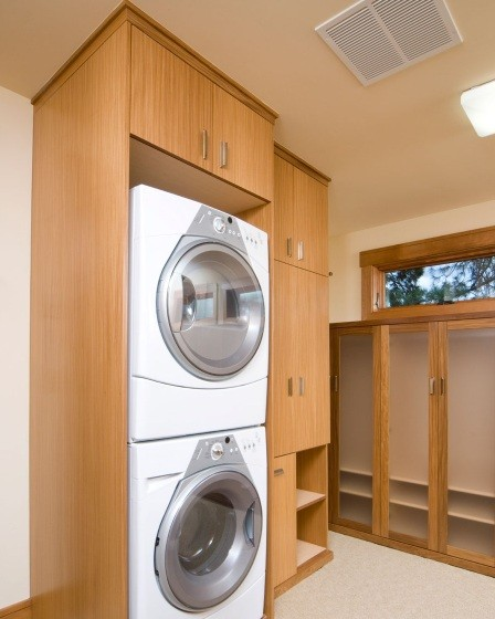 Utility cabinets for laundry room roselawnlutheran for Laundry room cabinets
