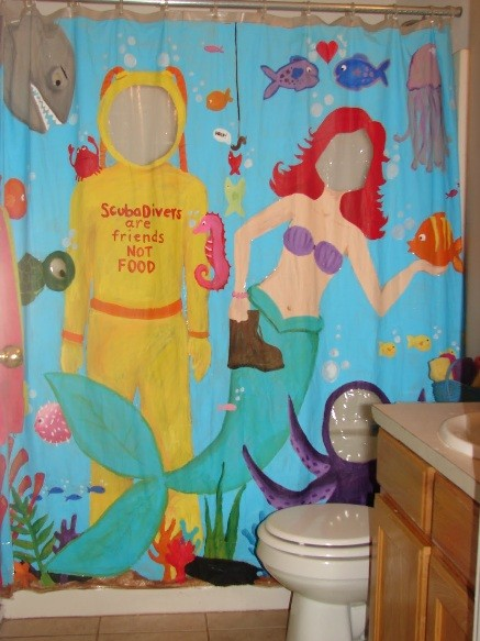 Bathroom Shower Curtain Ideas To Beautify Your Bathroom » Customized Shower  Curtain Ideas