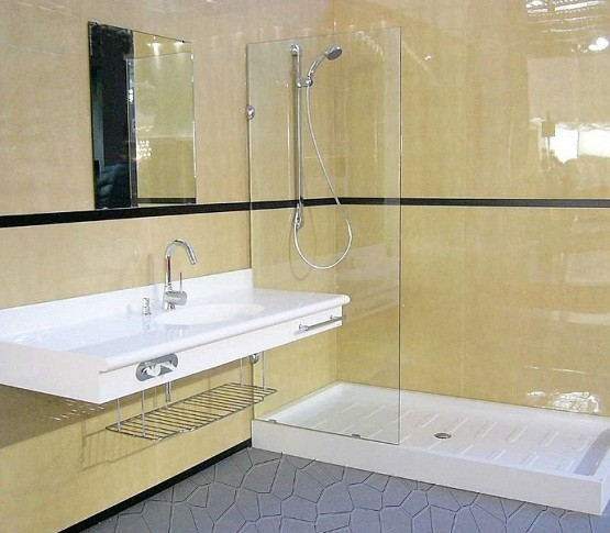 10 Creative Small  Shower  Ideas  for Small  Bathroom  Home