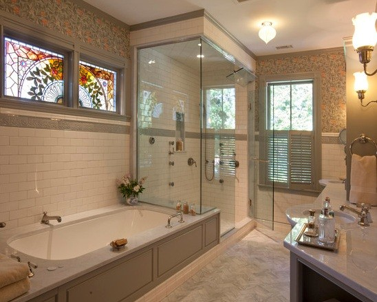 Classic bathroom flooring design home interiors for Classic floor designs