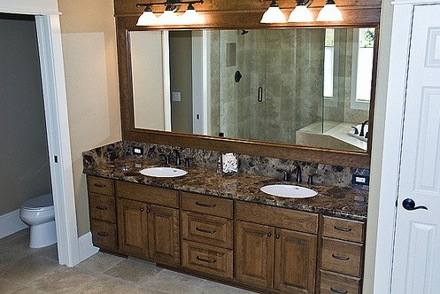 Bathroom Mirror Ideas Choose The Best Type For Your Bathroom Framed Fixed Bathroom Mirrors