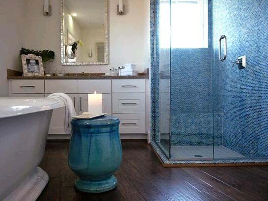 Glass shower door for bathroom shower stall   Home Interiors