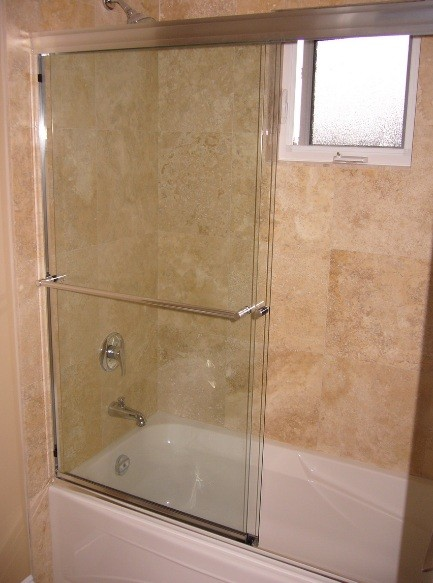 Varieties And Styles Of Bathroom Shower Doors Home Interiors
