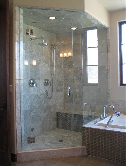 various bathroom shower stall ideas you can get frameless glass shower stalls - Shower Stalls