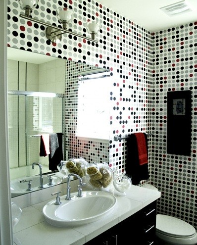 Bathroom Design on Bathroom Backsplash Vibrant Tile Design Ideas Bathroom Tile Backsplash