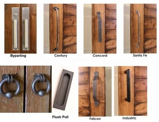 Barn Door Garage Doors And Accessories Required » Door Pull Barn Doors  Garage Doors