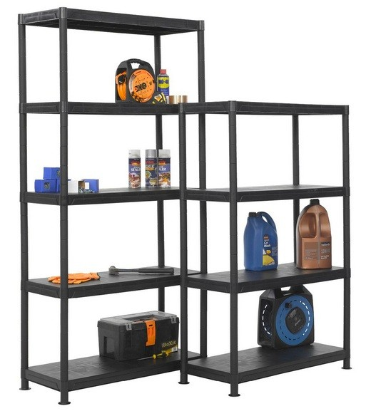 Pros And Cons Of Plastic Garage Storage Shelving Unit