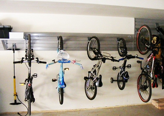 Bike Racks For Garage Garage storage bike rack