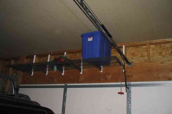 Garage wire shelves plans home interiors Design your own garage