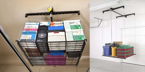 Garage Overhead Storage Ideas To Add More E On Your Floor Heavylift