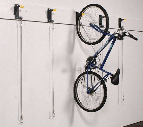 Garage Storage Hooks To Neatness The Garage » Wall Garage Storage Hooks For  Bicycle