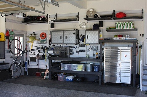 Garage Organization Plans Make Your Garage More Storage