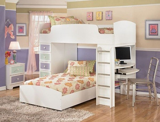 innovative toddler girl bedroom sets | Kids Bedroom Paint Ideas for Boy or Girl bedrooms | Home ...