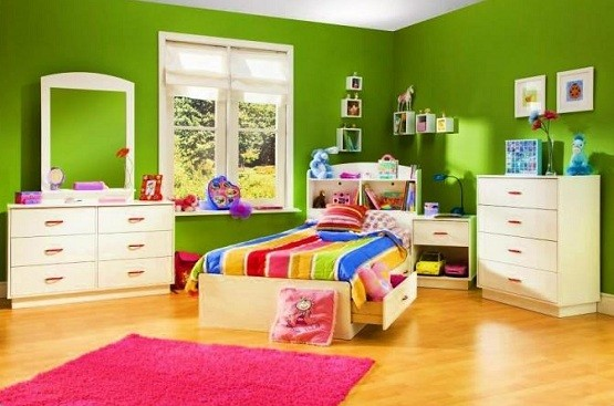 Paint colors for kids bedrooms paint colors for kids Best color for kids room