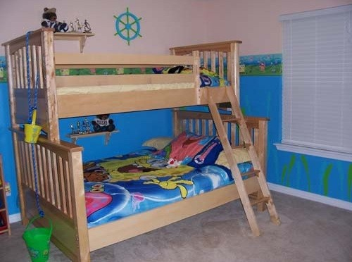 Kids Bedroom Paint With Spongebob Wallpaper Border Home Interiors - Kids room borders