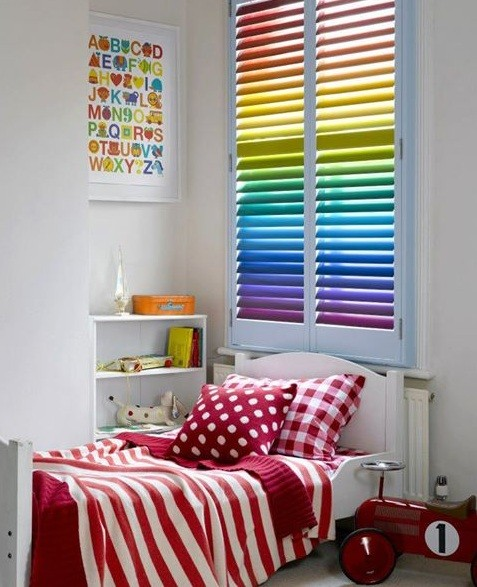 Colorful Kids Room Design: Kids Bedroom Sets For Boys, Make It More Colorful