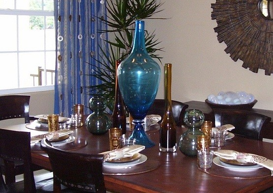 Beautiful and Affordable Centerpiece Ideas for Dining Room Table