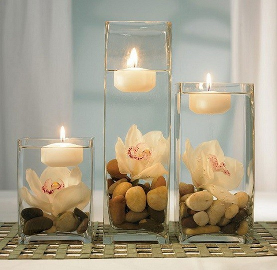 Creative Candle Ideas For Centerpiece Dining Room Table