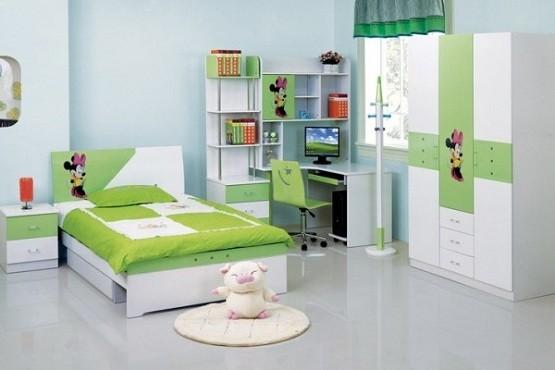Girls white bedroom furniture