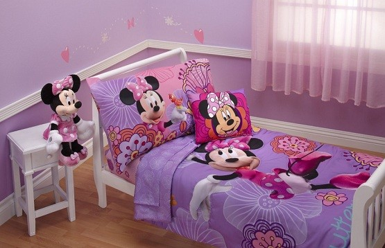 Mickey mouse bedroom sets decorations