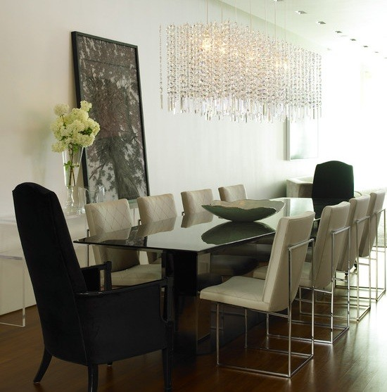 Dining Room Lighting Modern: Dining Room Lighting Ideas And The Arrangement Tips