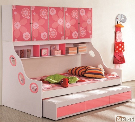 Children Beds With Storage Show You Many Functions