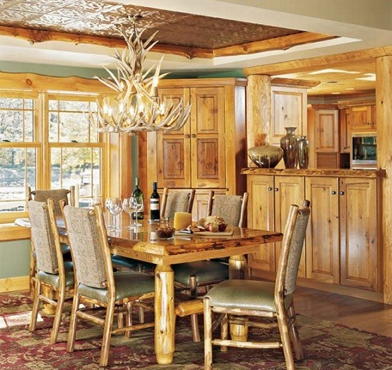 Dining Room Lighting Ideas And The Arrangement Tips » Rustic Dining Room  Lighting Ideas