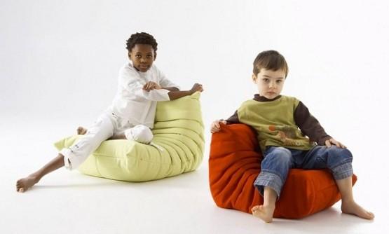 Simple & Fun Kids Seating Design