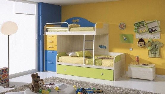 Children Beds with Storage Show You Many Functions, Benefits and Designs