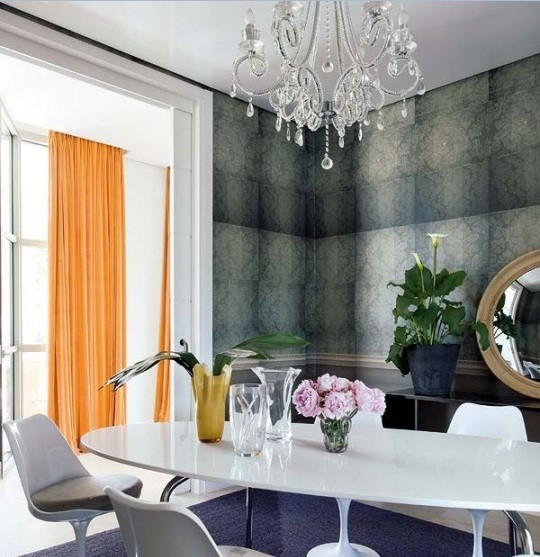 Dining Room Lighting Ideas And The Arrangement Tips » Simple Crystal  Chandelier Dining Room