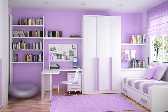 Soft and comfortable seating for kids bedroom