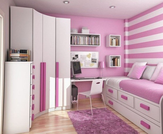 3 Painting Ideas For Girls Bedroom | Home Interiors