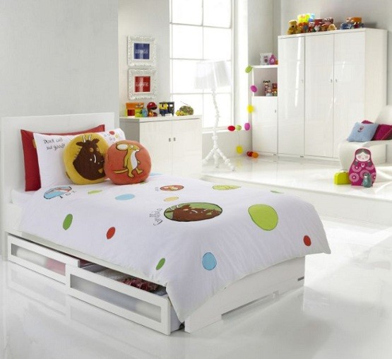 Children Beds with Storage Show You Many Functions, Benefits and ...